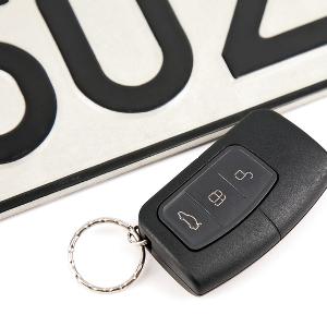 Что предпринять, если украли номер с машины