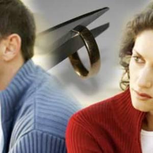 при разводе как делится имущество