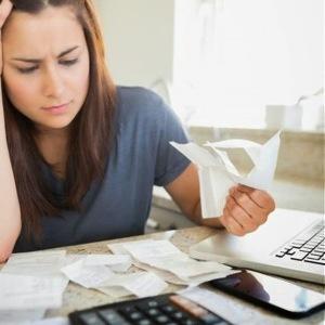 Что делать, если счет с долгами